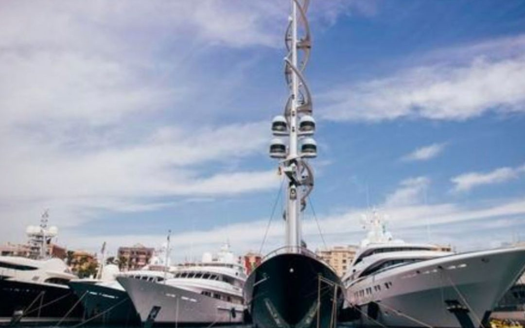 Superyachts for super wealthy buyers coming to West Palm Beach in March